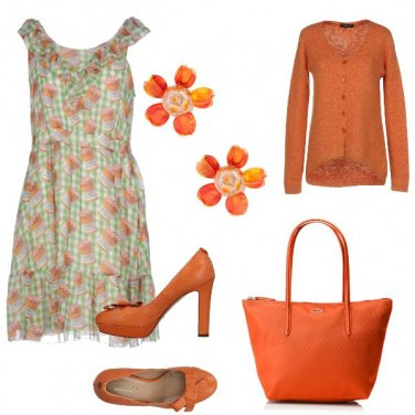Outfit Il vestito spiritoso