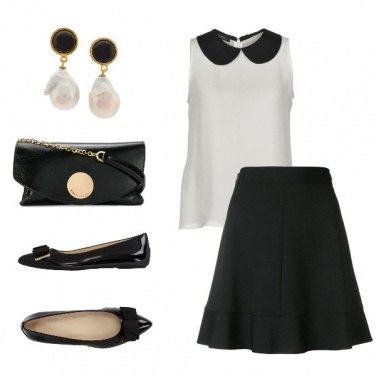 Outfit French Style