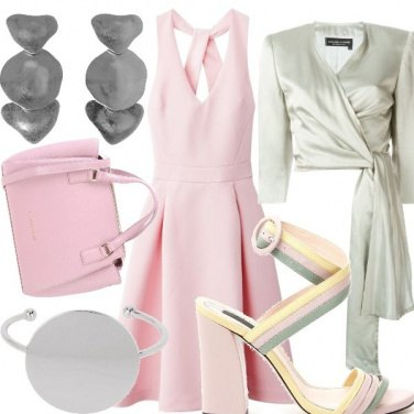Outfit A cena all\'aperto