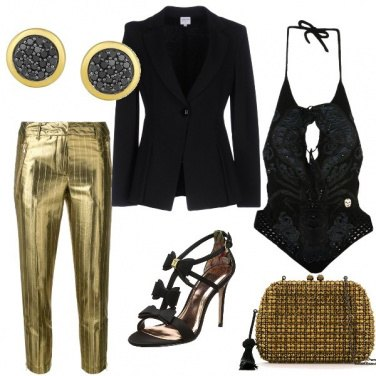 Outfit Disco dance