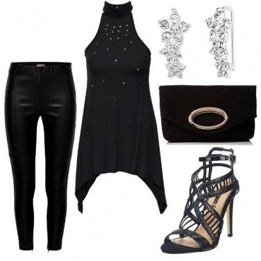 Outfit Rock, sexy ed elegante