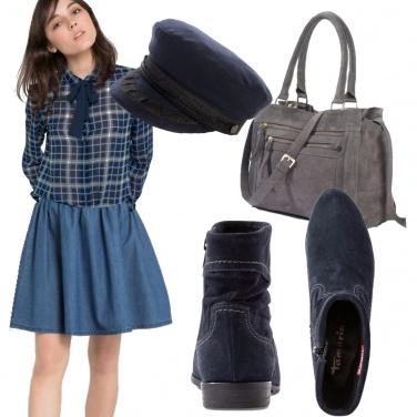 Outfit Buon rientro a scuola ragazze