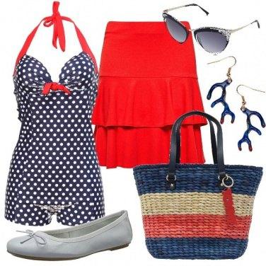 Outfit Diva a Saint Tropez