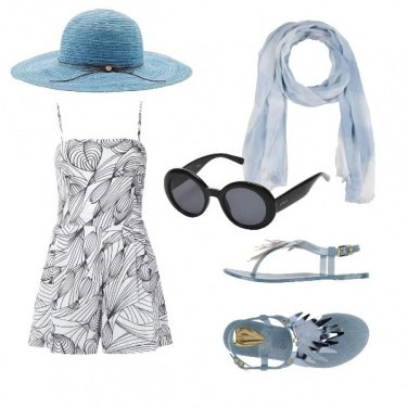 Outfit Mykonos mood