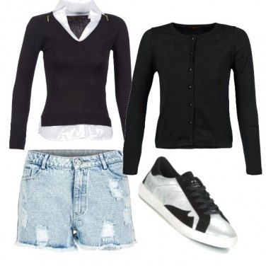 Outfit Chic #9675