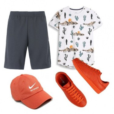 Outfit Casual #3390