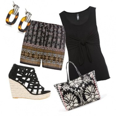 Outfit Etnico #2290