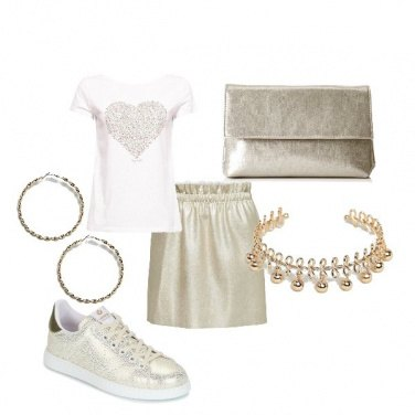 Outfit Oro the best