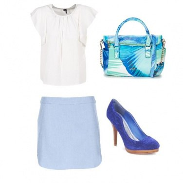 Outfit Estate sulle nuvole