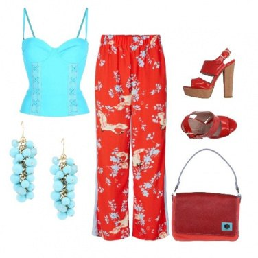 Outfit The Summer is magic