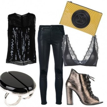 Outfit In primo piano