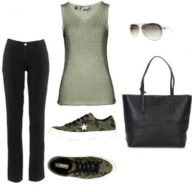 Outfit Basic #9593