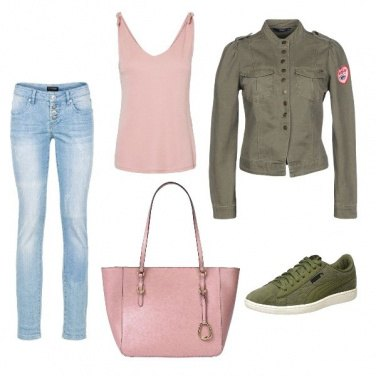 Outfit Trendy #14567