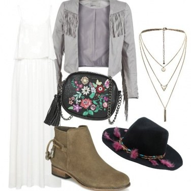 Outfit Etnico #2296