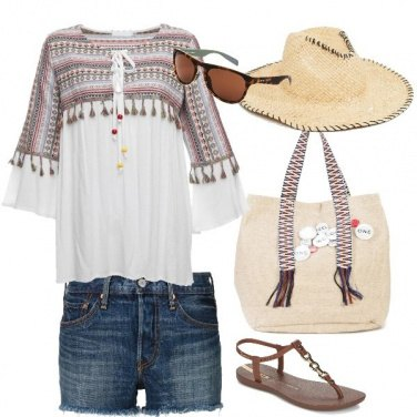 Outfit Etnico #2308