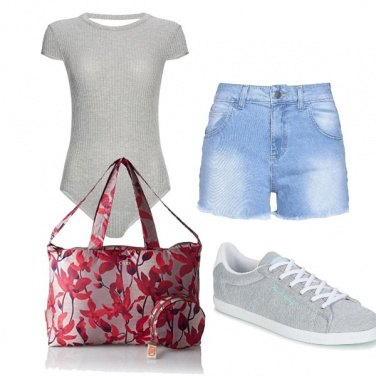 Outfit Basic #9618
