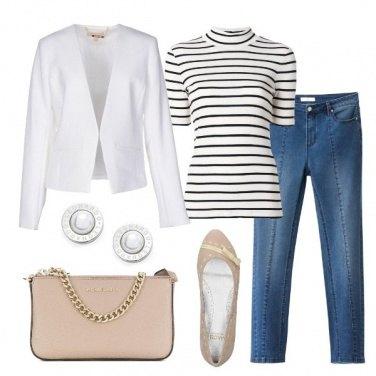 Outfit Fascino parigino