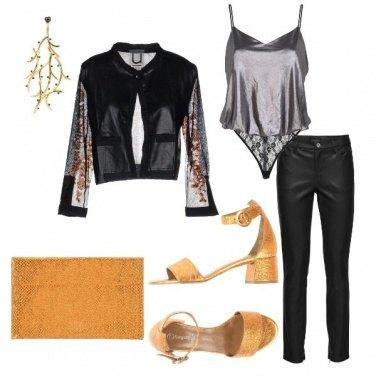 Outfit Tofly_sexy serata
