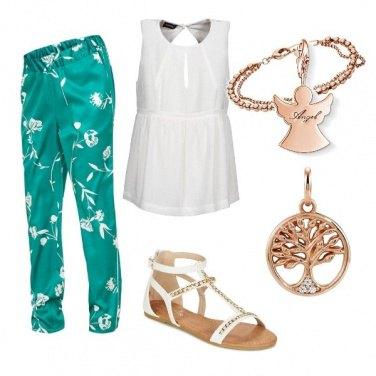 Outfit Premaman con stile