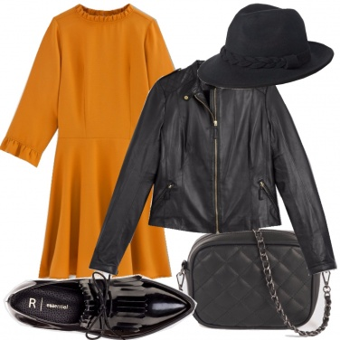 Outfit Ocra bon ton