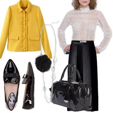 Outfit Seratina elegante