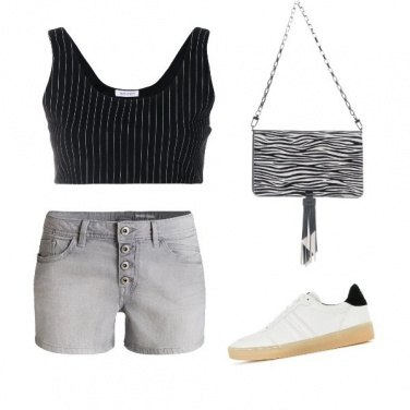 Outfit Basic #9639