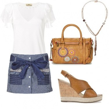 Outfit Short per tutti i giorni
