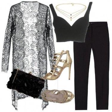 Outfit La bralette