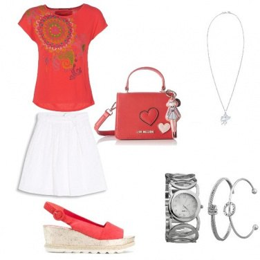 Outfit Romantic Tuesday