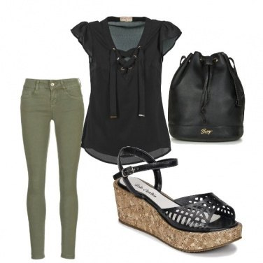 Outfit Basic #9642