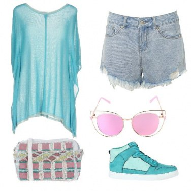 Outfit Basic #9643