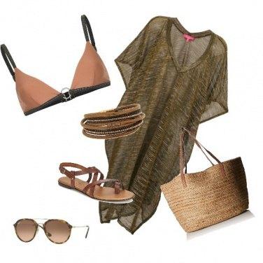 Outfit Sahara