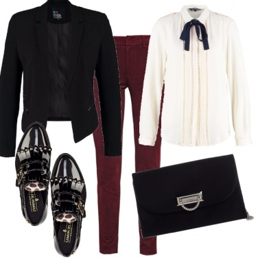 Outfit Masculine/mannish
