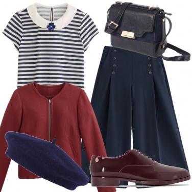 Outfit Paris, mon amour!
