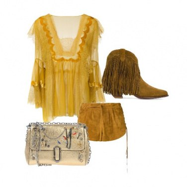 Outfit Etnico #2313