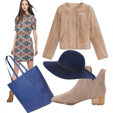 Outfit Bonjour la redoute