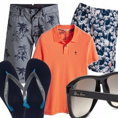 Outfit Summer Polo