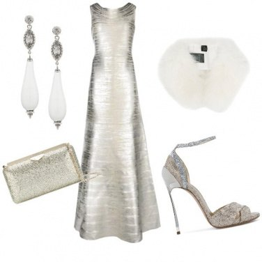 Outfit Nuit a\' l\'Opera.