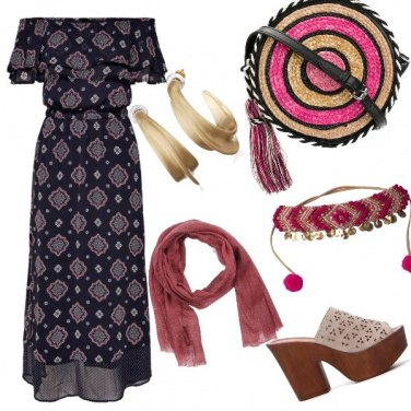 Outfit Etnico #2326