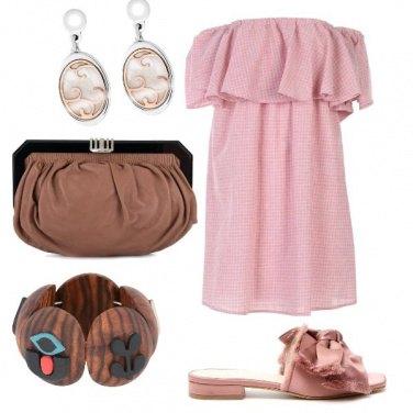 Outfit La clutch Marni vintage