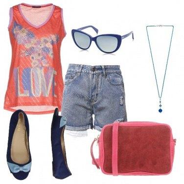 Outfit Ballerine con fiocco