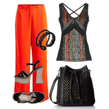 Outfit Un anello particolare