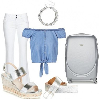 Outfit Chic in Trasferta