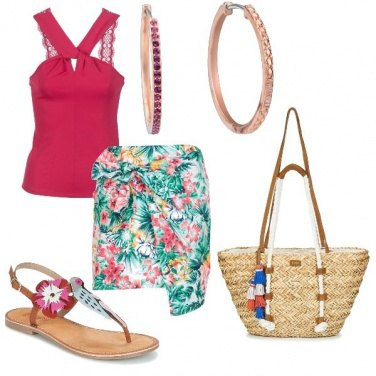 Outfit Havaiana styile