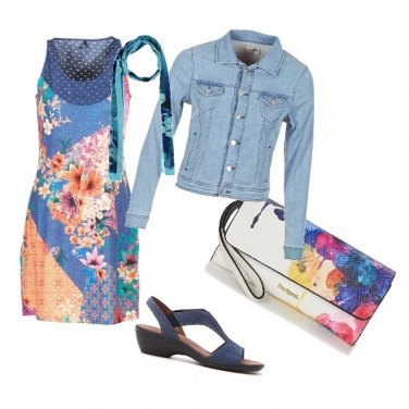 Outfit Petite dame
