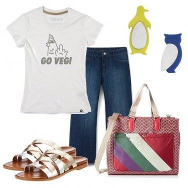 Outfit Go veg