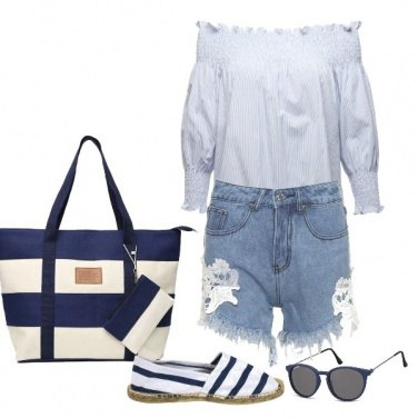 Outfit Spiaggia Easy
