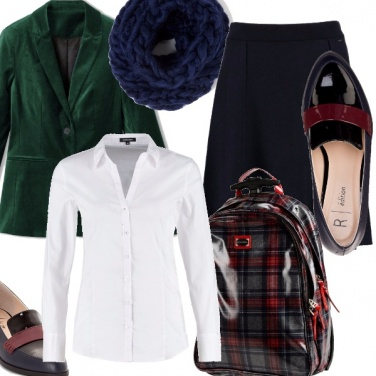 Outfit English bon ton