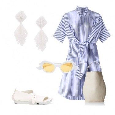 Outfit Santa Margherita promenade