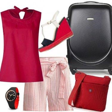 Outfit Si, viaggiare!